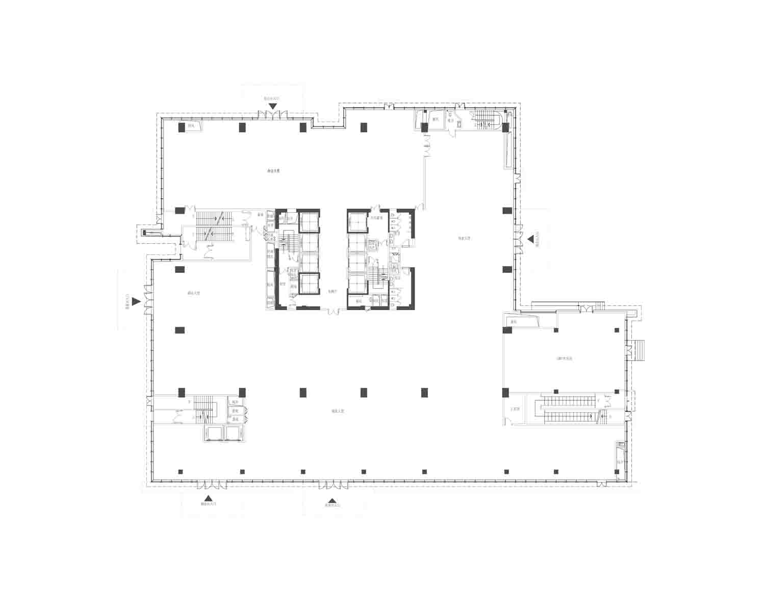 A1 First floor plan Own the copyright}