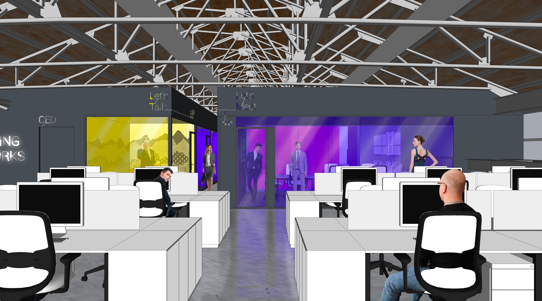 Econocom Village_area_work_P2 Il Prisma}