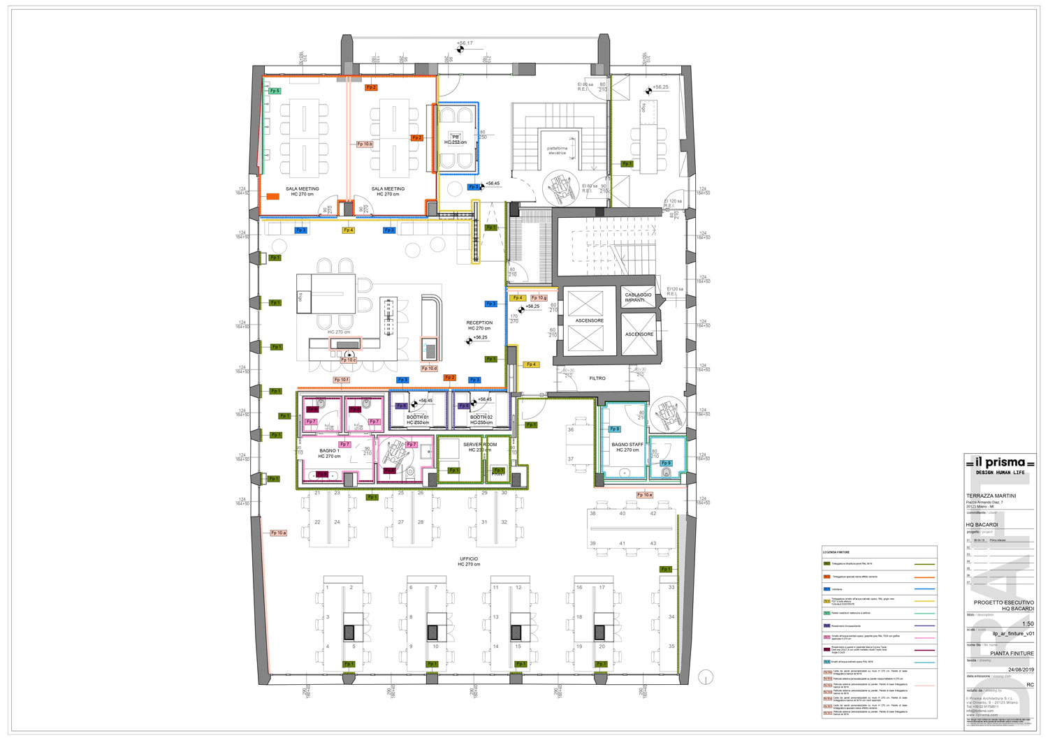 Bacardi-Construction-drawings-Finishes-Plan Il Prisma}