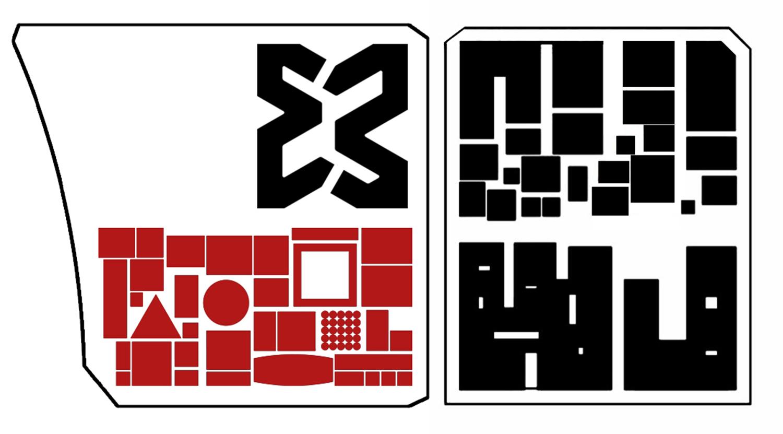 Plot B4, Vanke Design Commune Plot B4, Vanke Design Commune-Siteplan©NODE}