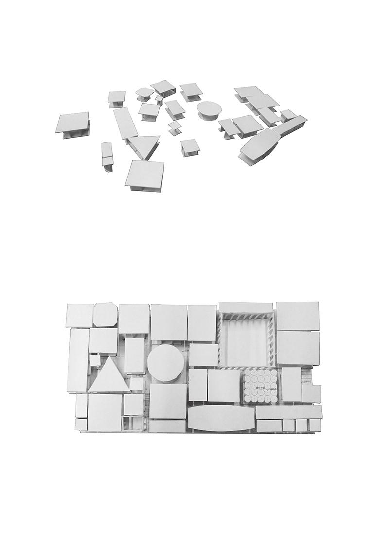 Plot B4, Vanke Design Commune Plot B4, Vanke Design Commune-model©NODE}