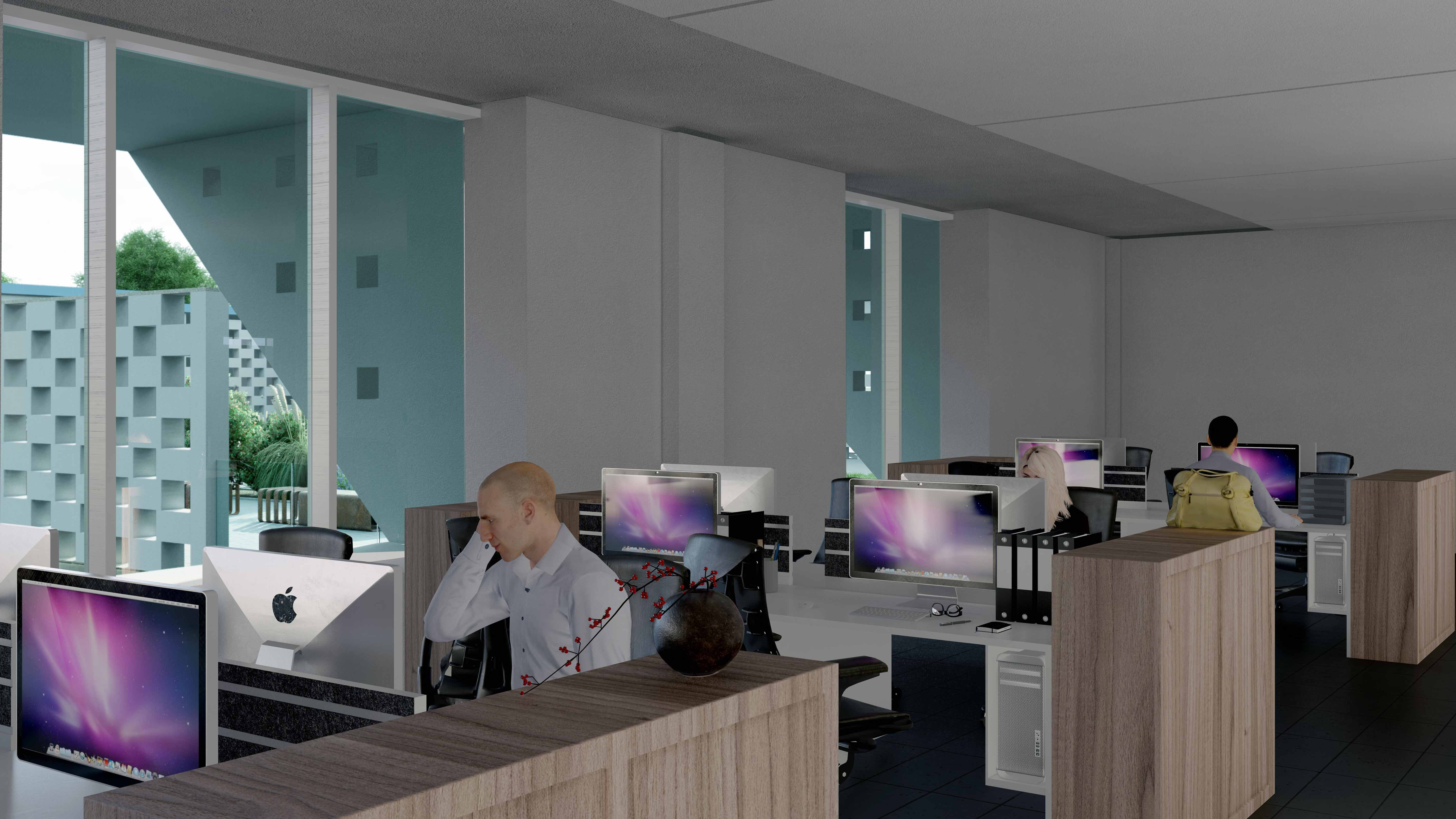 Office space Marco Boin}
