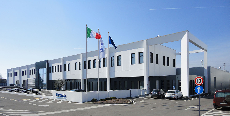 Main facade Tecnostudio srl