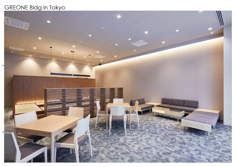 First floor meeting corner. Nacása & Partners Inc.}