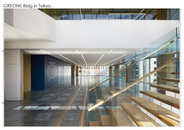 6th floor office. Nacása & Partners Inc.}