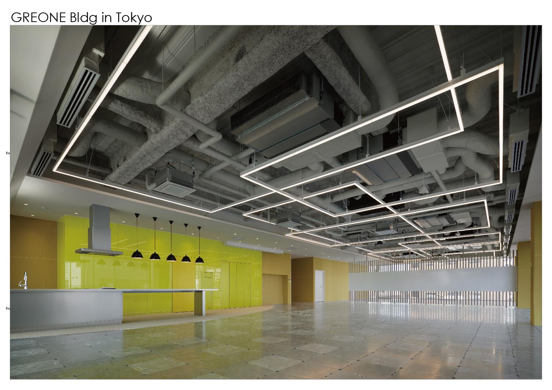 7th floor lighting plan Nacása & Partners Inc.}