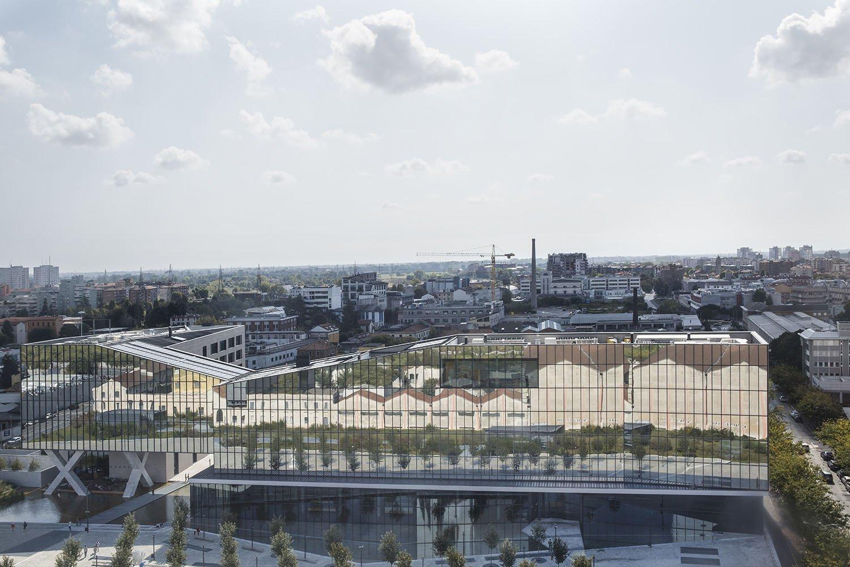 NEXXT Fastweb Headquarters, Milan, Italy Filippo Romano