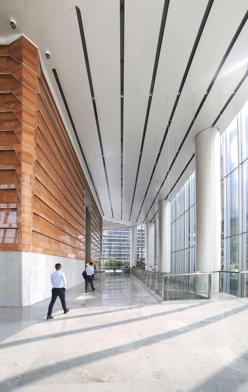 Lobby View 02 Jaeger Kahlen Partners Architects Ltd.