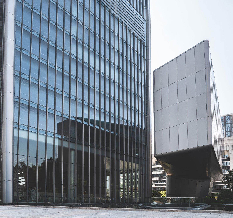Podium View Jaeger Kahlen Partners Architects Ltd.
