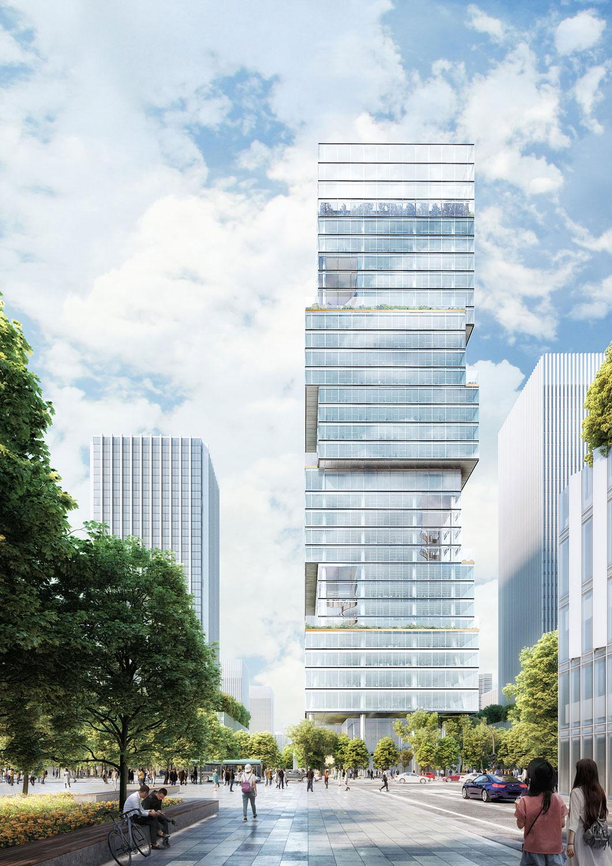 North View Jaeger Kahlen Partners Architects Ltd.