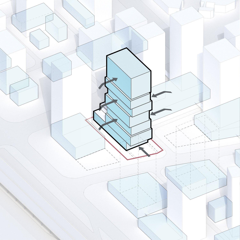 concept development 04 Jaeger Kahlen Partners Architects Ltd.}