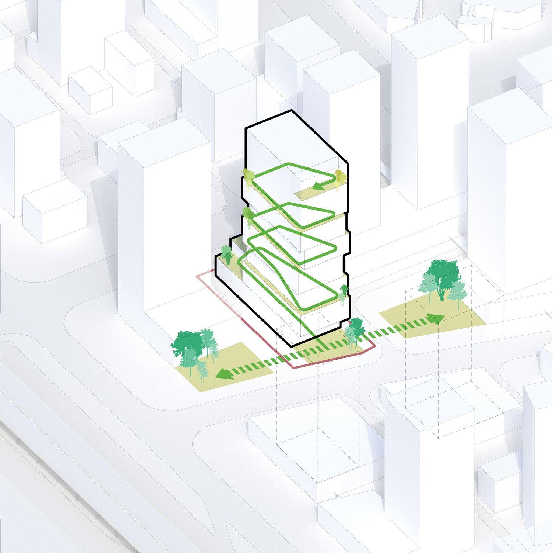 concept development 05 Jaeger Kahlen Partners Architects Ltd.}