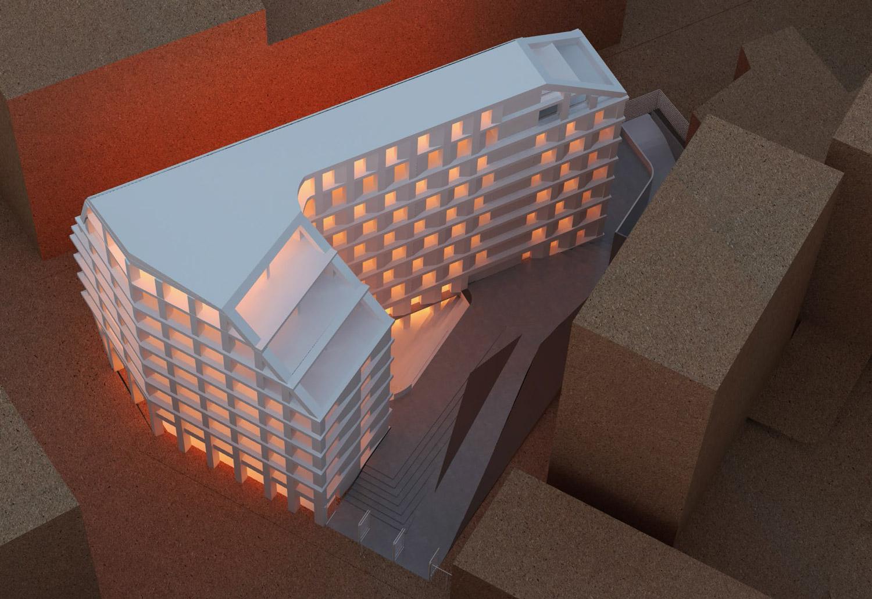 Il Prisma BE.ST BELINGARDI STEFANO ARCHITECT