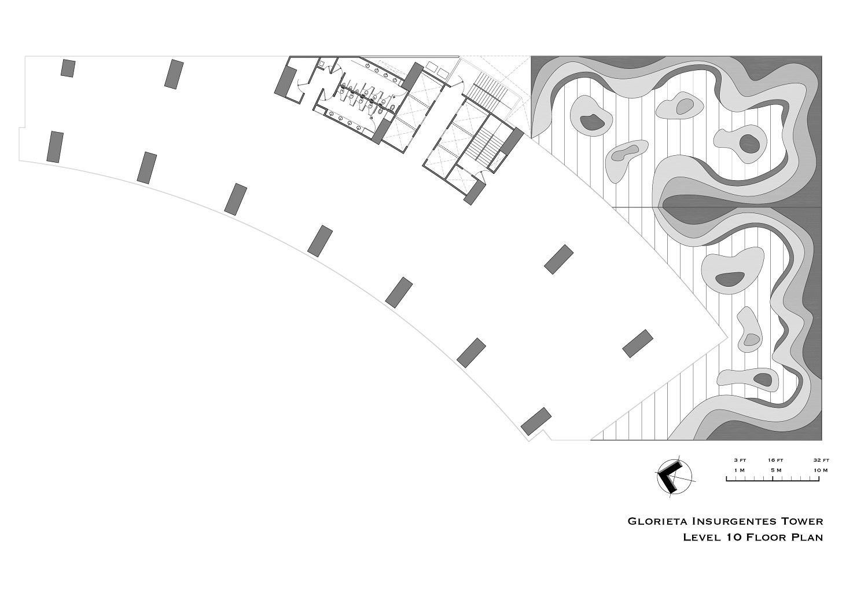 Level 10 Cimet Arquitectos}