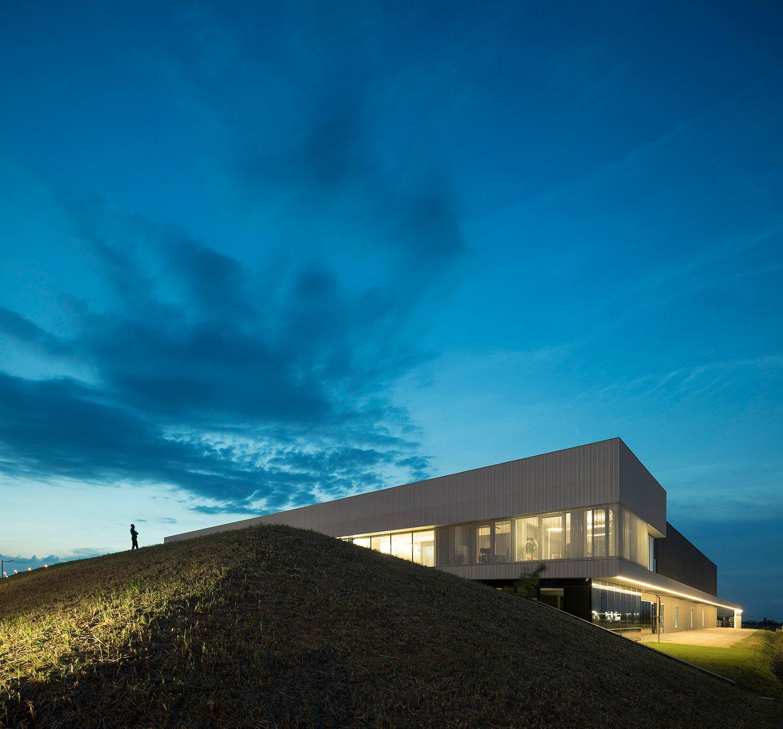 i fronti sud e est Fernando Guerra | FG+SG fotografia de arquitectura