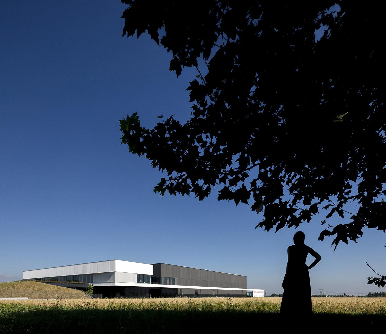 il fronte est Fernando Guerra | FG+SG fotografia de arquitectura