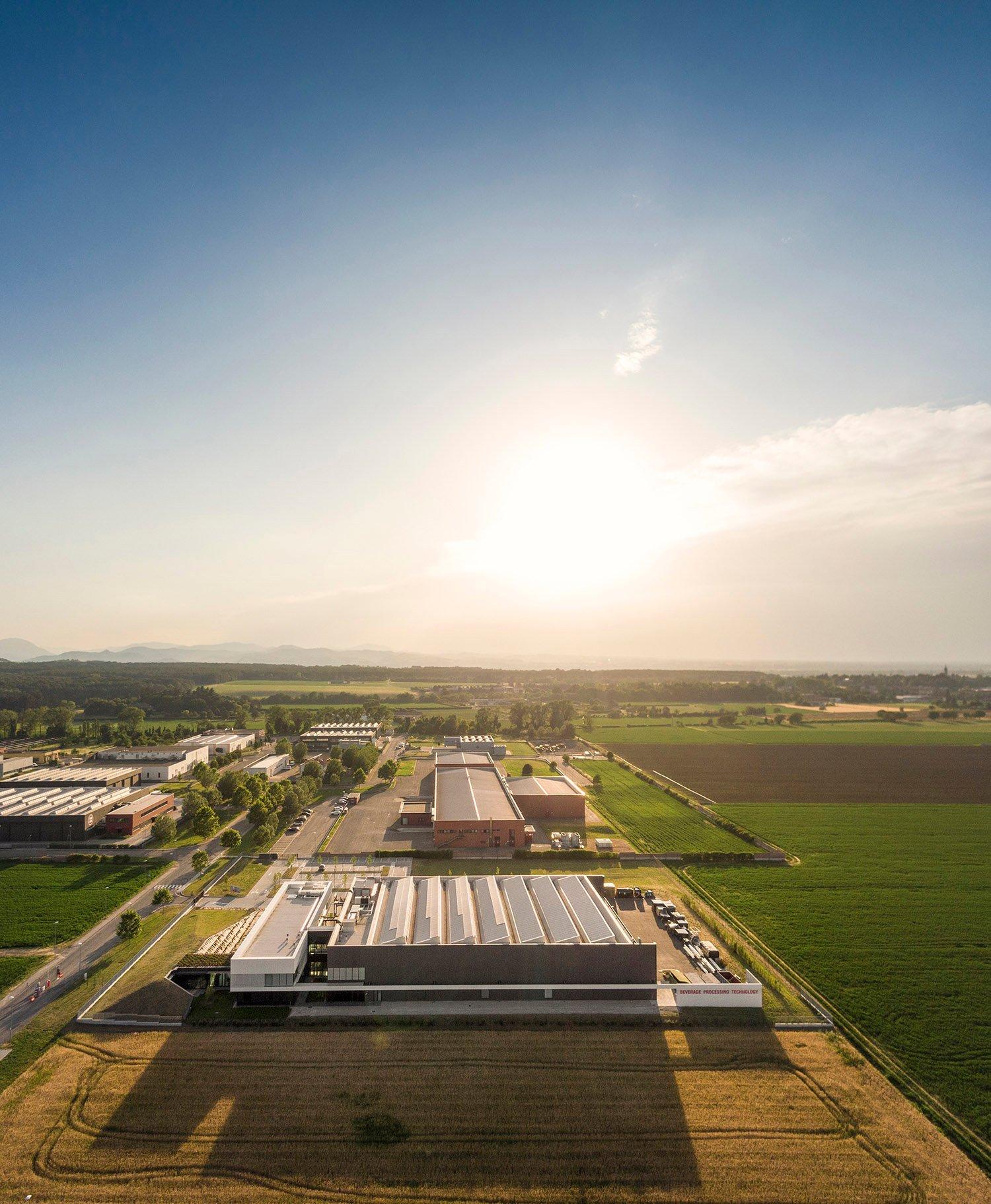 vista aerea da est Fernando Guerra | FG+SG fotografia de arquitectura