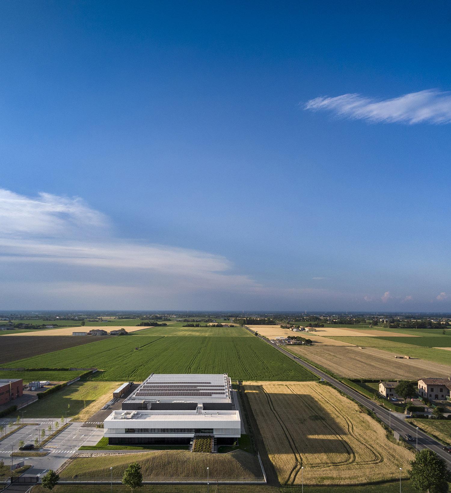 vista aerea da sud Fernando Guerra | FG+SG fotografia de arquitectura