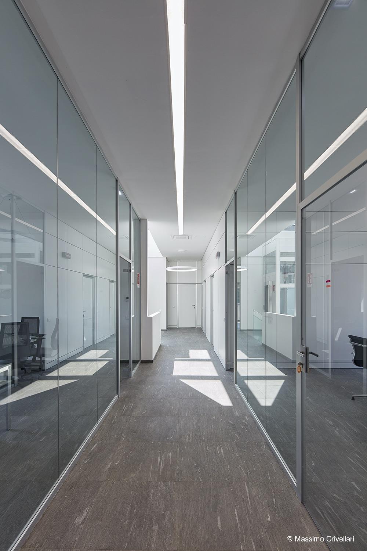 interno uffici Massimo Crivellari
