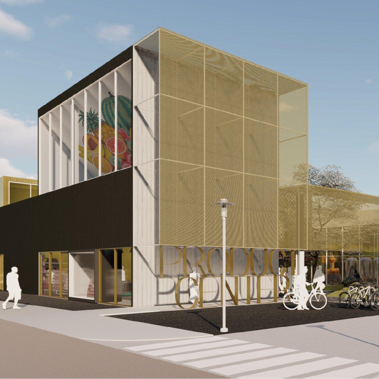 University of Arkansas Community Design Center + Urban Works Architecture