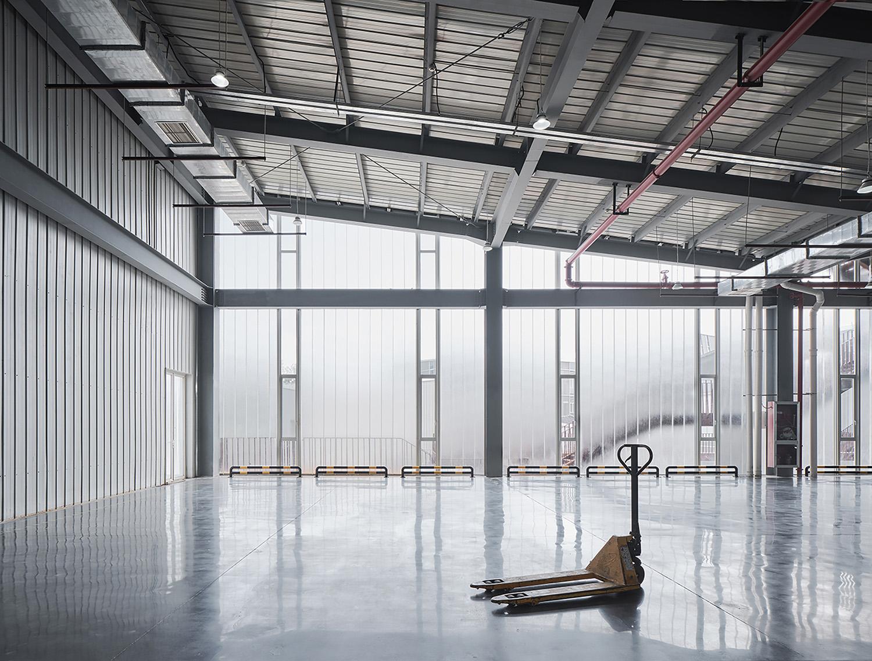 Factory interior wen studio