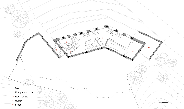 First floor plan 3andwich Design}
