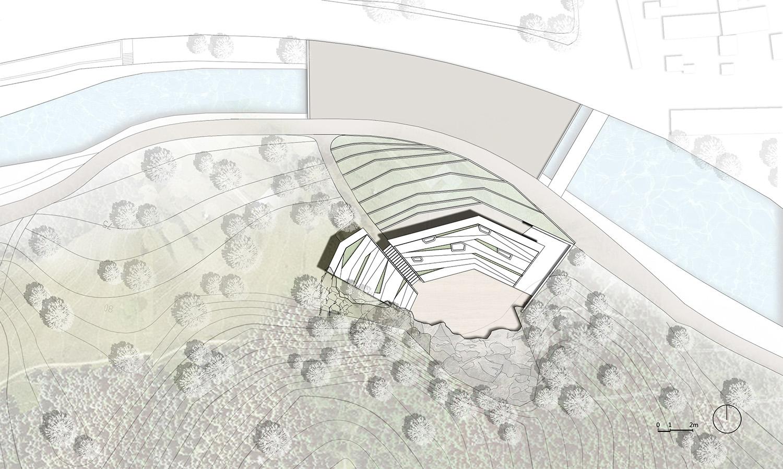 Site plan 3andwich Design}