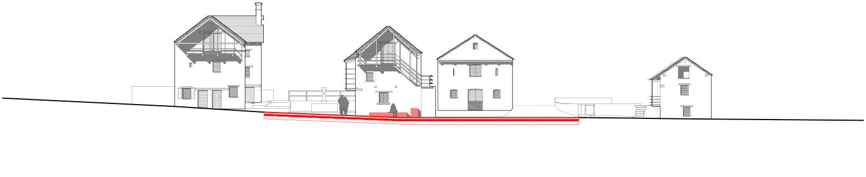 Section Enrico Sassi Architetto}