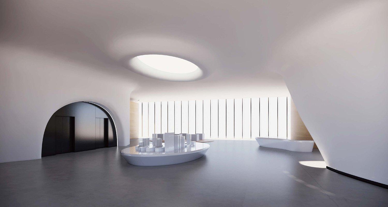 Art Gallary EID Architecture