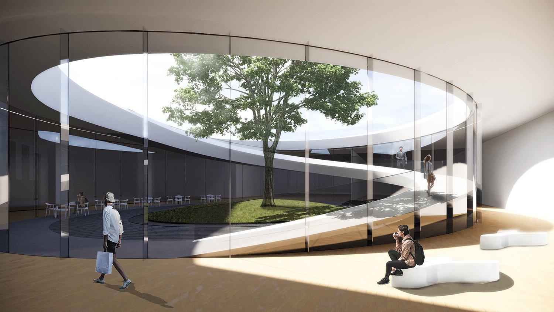 Suken Plaza EID Architecture