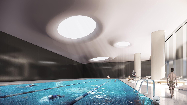 Swimming Pool EID Architecture