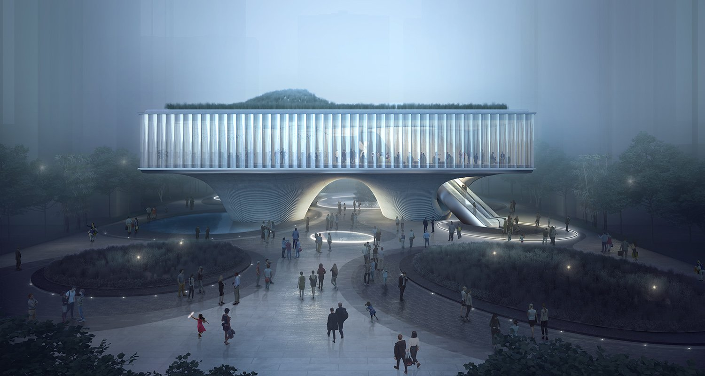 The Cloud Gate EID Architecture
