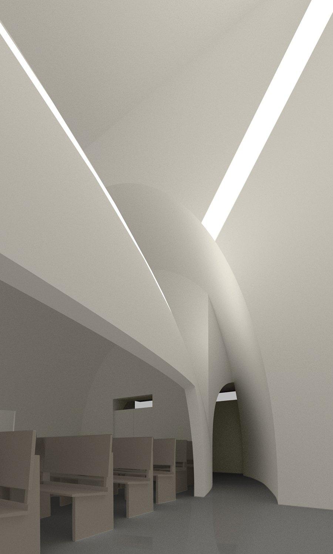 Sculpture of Light EID Architecture