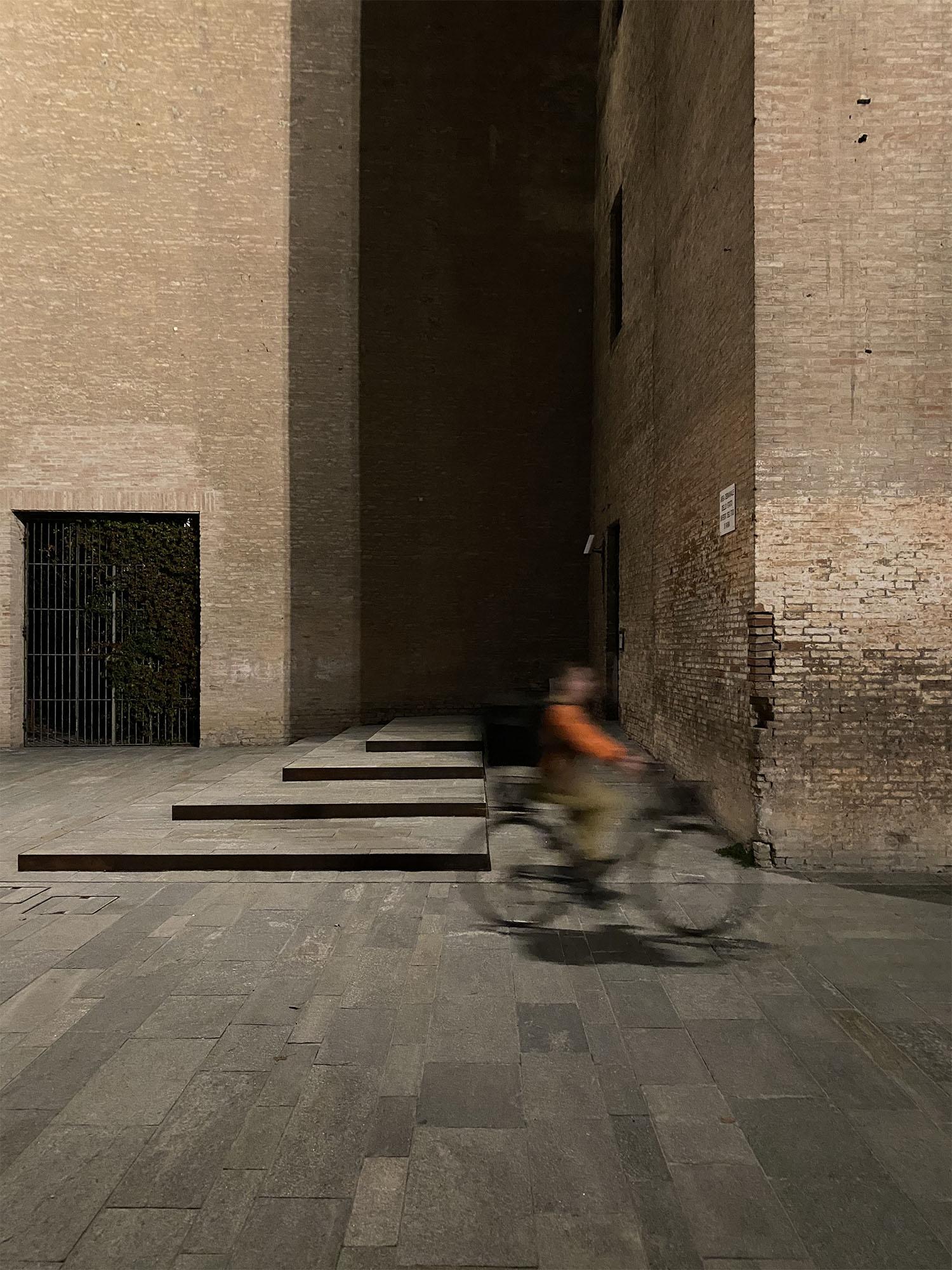Il nuovo ingresso all'Università degli Studi di Parma Luca Faroldi, photographer