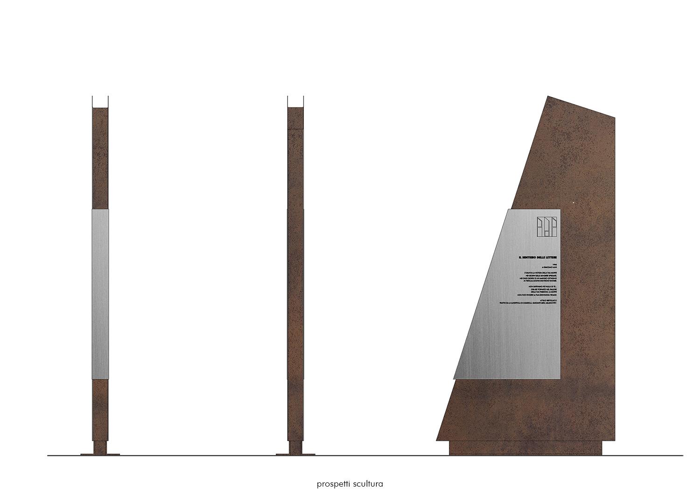 La scultura_tipologia A EFA studio di architettura}