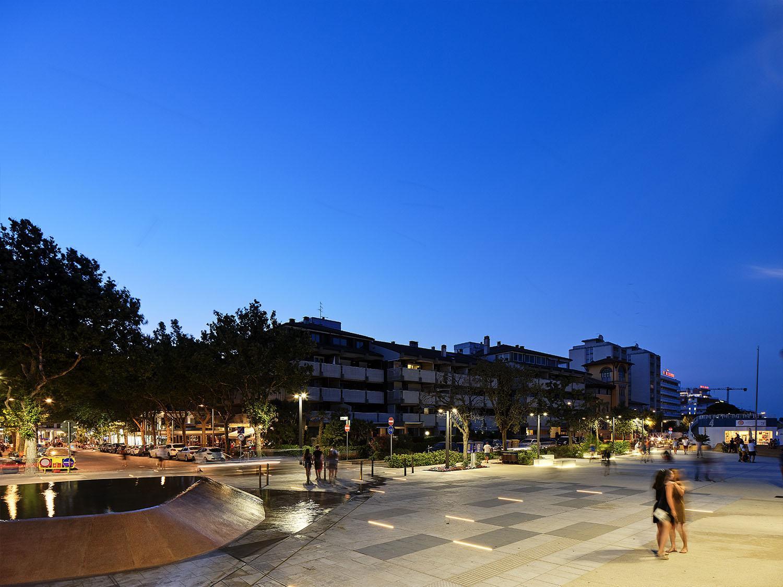 Piazza Terrazza a Mare Massimo Crivellari