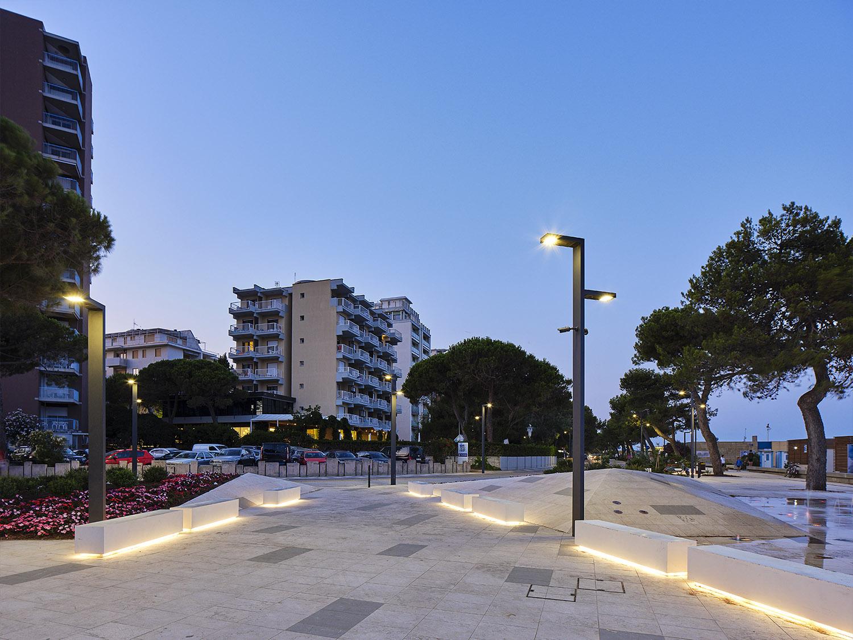 Piazza Sabbiadoro Massimo Crivellari