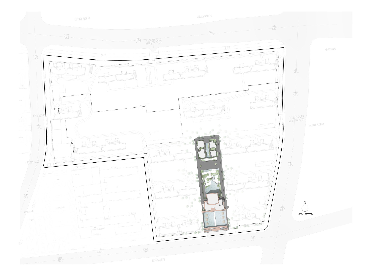 site plan DO DESIGN GROUP}