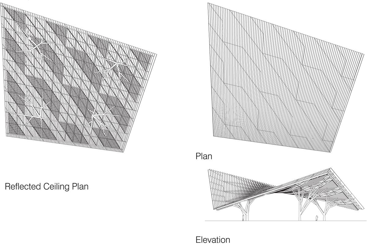 Roof Plan Elevation Kokaistudios}