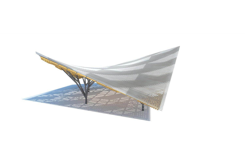 Roof Axonometric Drawing Kokaistudios}