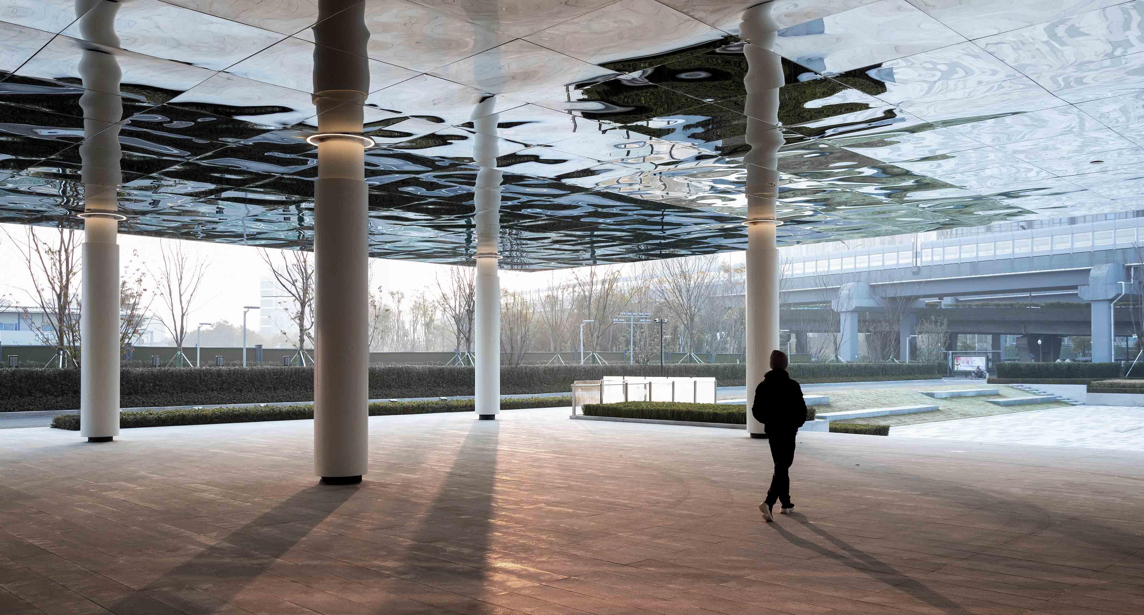 Ground Floor Built on Stilts Schran Images