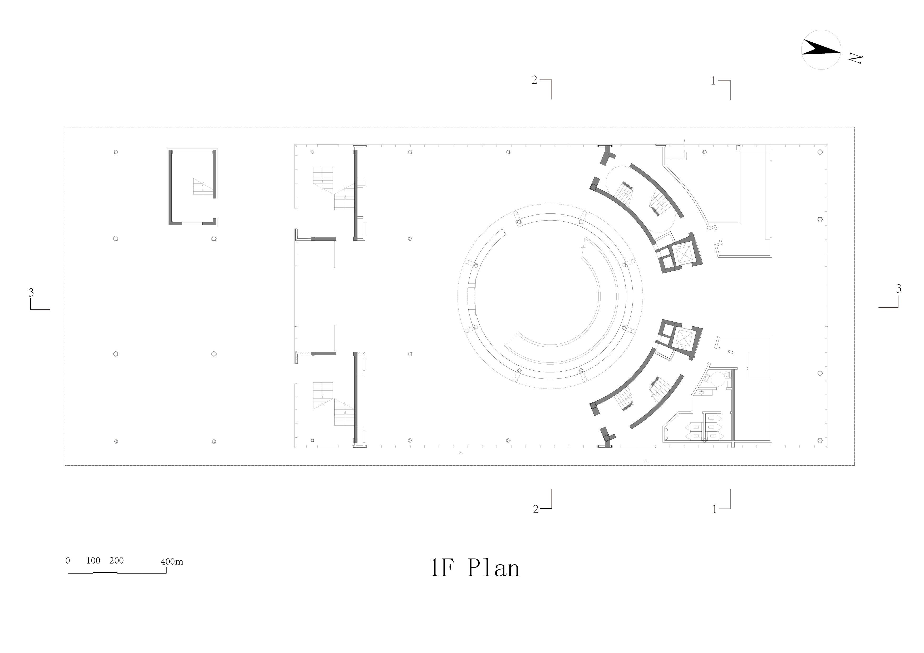 ground floor plan E+LAB}