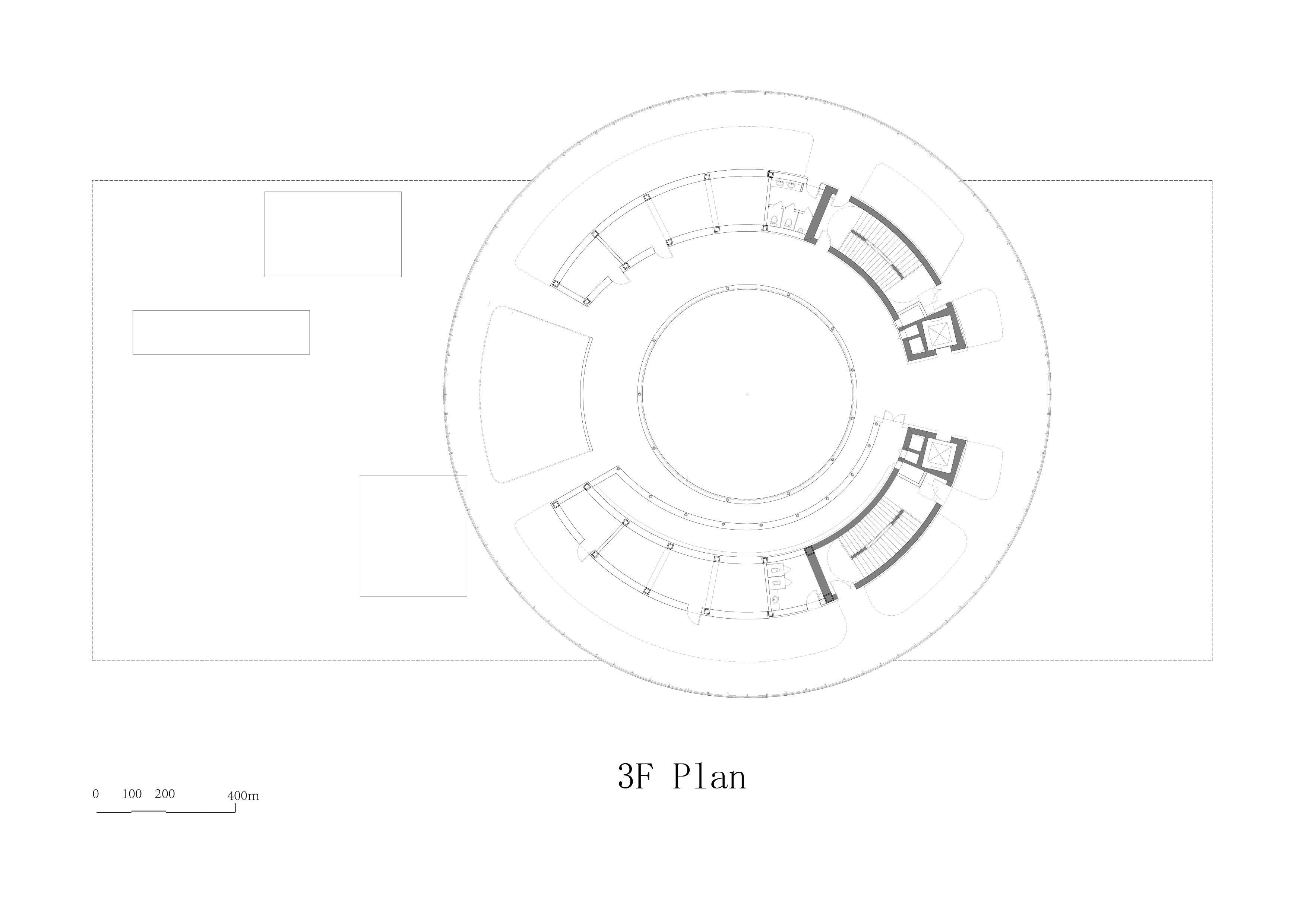 second floor plan E+LAB}
