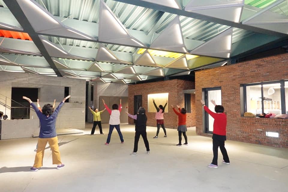 First floor activities Lin,Fu-ming}