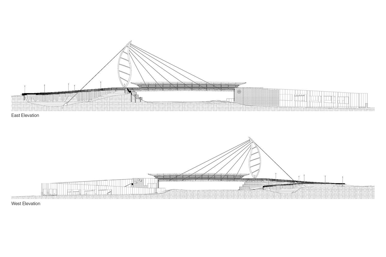 ELEVATIONS Fentress Architects}