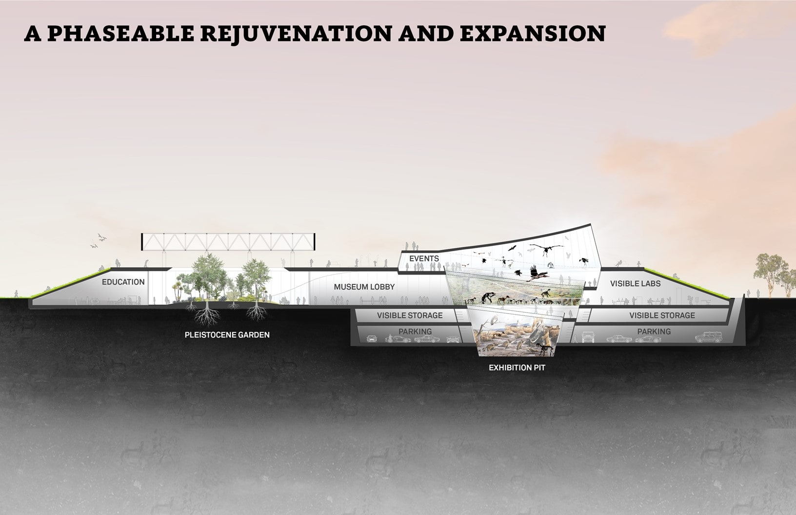 A phaseable rejuvenation and expansion WEISS/MANFREDI}