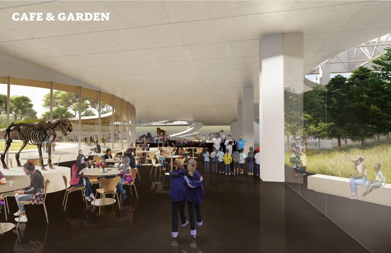 Cafe & garden WEISS/MANFREDI
