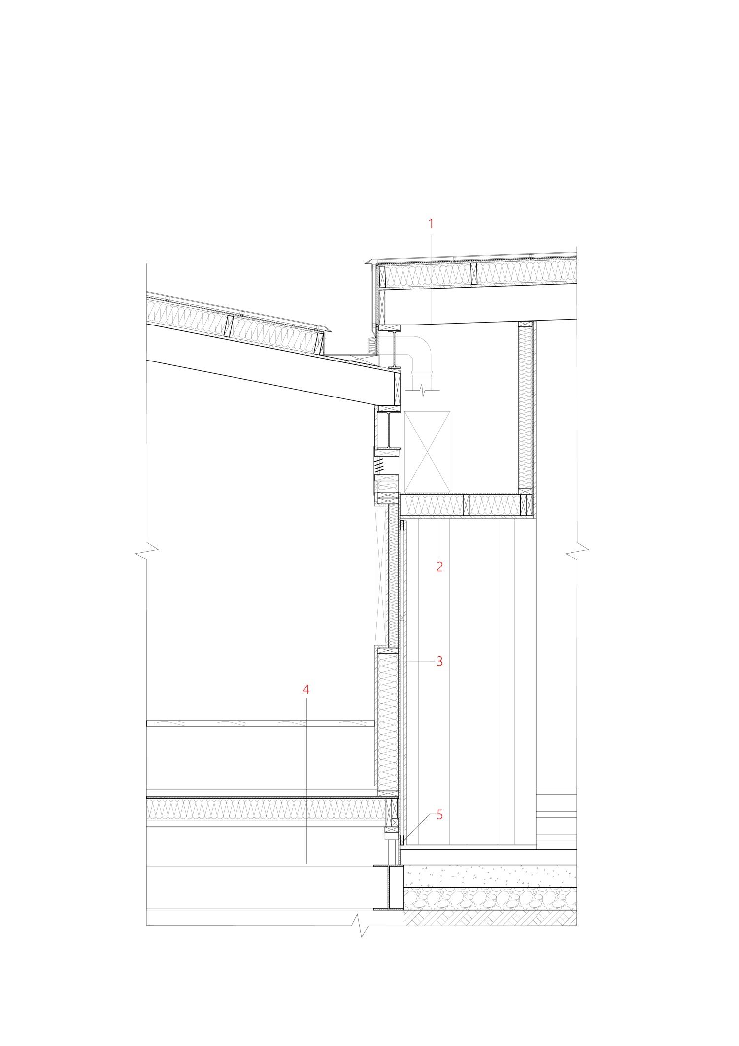 Wall Detail Atelier Z+}