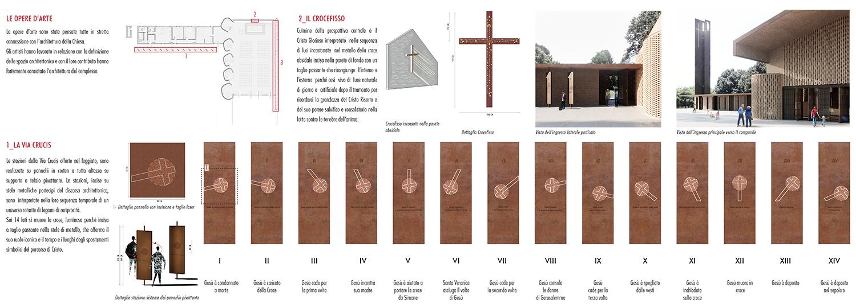 La via Crucis e il Crocefisso Guendalina Salimei - TStudio}