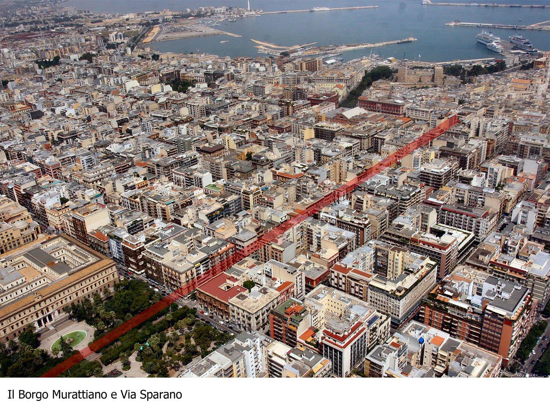 Fotografia dall'alto di Via Sparano Guendalina Salimei - TStudio}